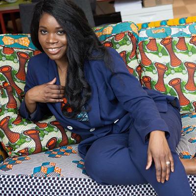 Jacqueline Brown - African Fashion Awards 2021 judge